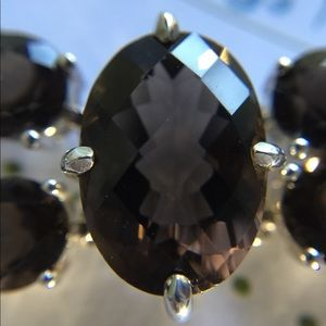 Jewelry - Smoky quartz bracelet